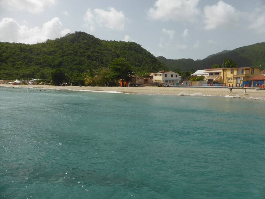 Photo Plage de Petite Anse © Guidemartinique.com