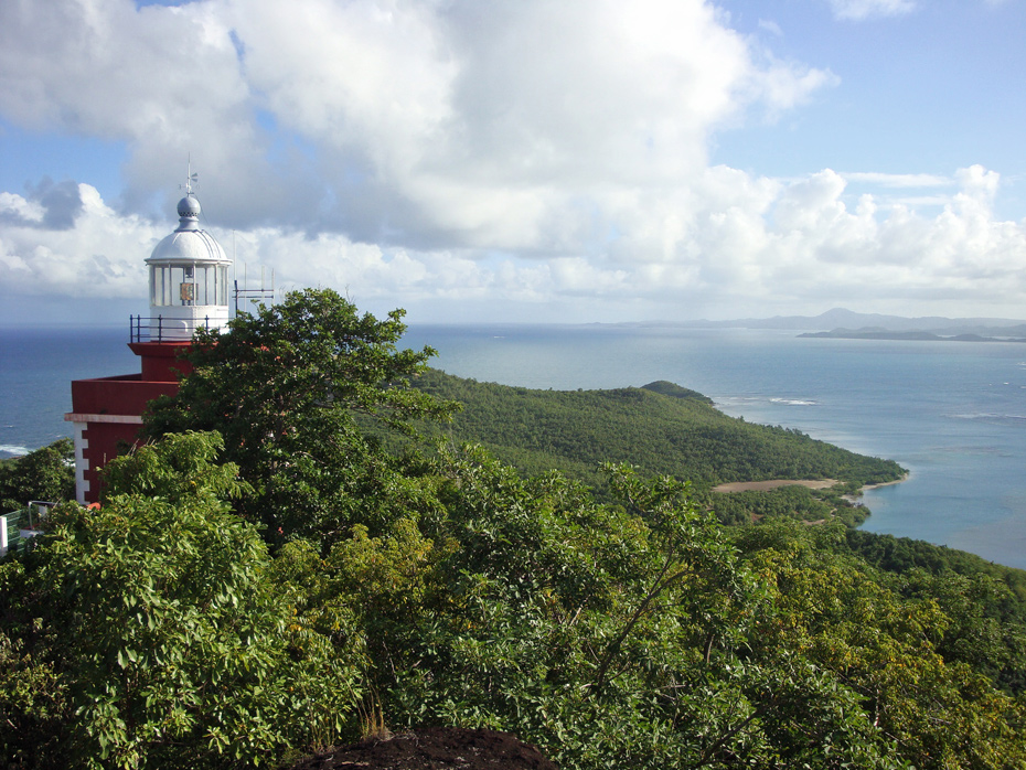 Photo Phare de la Caravelle © Guidemartinique.com